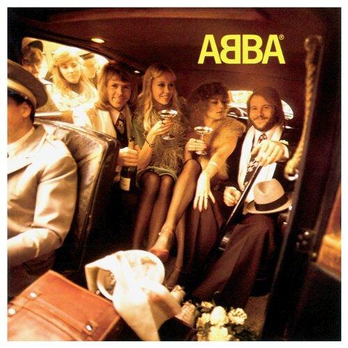 ABBA. ABBA (LP) abba abba waterloo