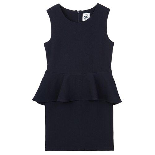 Сарафан playToday размер 164, темно-синий, Платья и сарафаны  - купить со скидкой