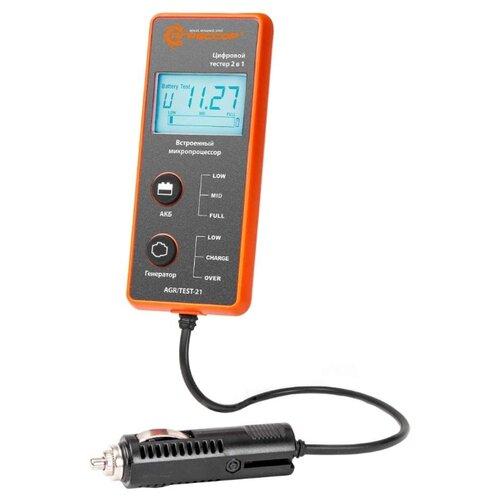 Тестер батарей AUTOPROFI Агрессор (AGR/TEST-21) страховочные опоры autoprofi js 02