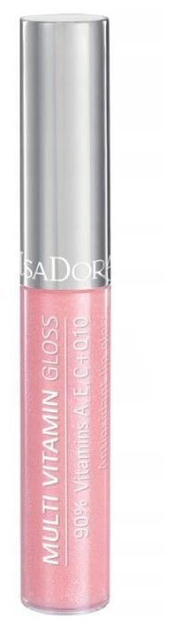 IsaDora Блеск для губ мультивитаминный Multi Vitamin Gloss