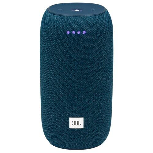 Умная колонка JBL Link Portable с Алисой, синий