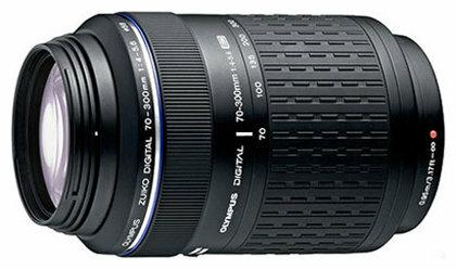 Объектив Olympus ED 70-300mm f/4.0-5.6