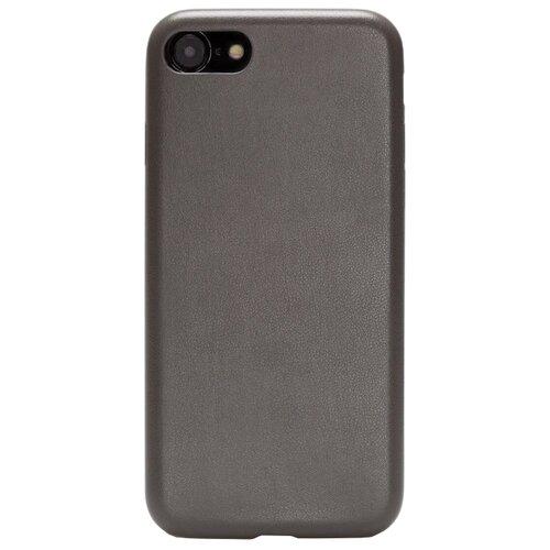 Чехол-накладка uBear Coast Case для Apple iPhone 7/iPhone 8 grey чехол накладка ubear touch case для apple iphone 7 iphone 8 cream