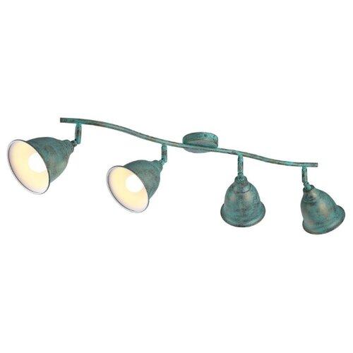 Светильник Arte Lamp Campana A9557PL-4BG, E14 arte lamp потолочный спот arte lamp campana a9557pl 4cc