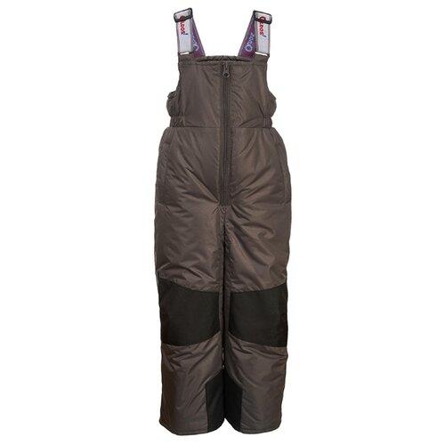 Купить Полукомбинезон Oldos Мишель OAW193T1PT67 размер 98, арно темно-серый, Полукомбинезоны и брюки
