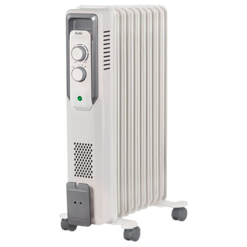 Масляный радиатор Ballu Cube BOH/CB-09 W 2000 белый