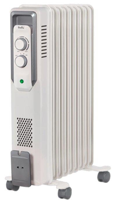 Масляный радиатор Ballu Cube BOH/CB-09 W 2000 купить по цене 2835 на Яндекс.Маркете