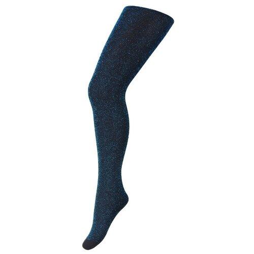Купить Колготки Penti GLITTER размер 128-138, 146 (черно-синий)