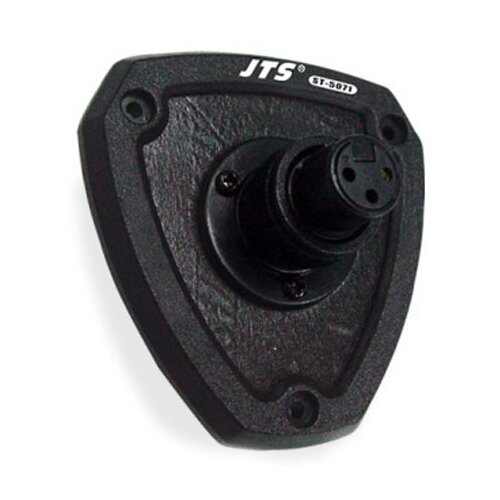 JTS ST-5071 Подставка под микрофон с закрываемым входом XLRF