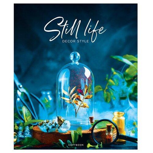 Купить ArtSpace Упаковка тетрадей Стиль. Still life Т96к_29833, 5 шт./4 дизайна, клетка, 96 л., Тетради