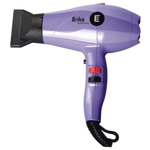 Фен Erika HDR-002 фиолетовый фен ga ma tempo 2200вт фиолетовый