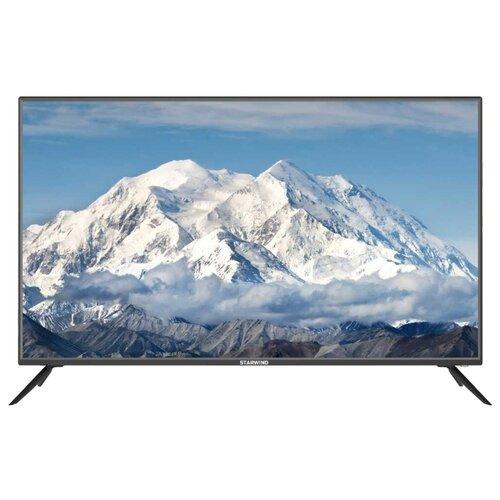 Фото - Телевизор STARWIND SW-LED55UA402 55 (2020) черный телевизор starwind sw led32r301st2 31 5 2017 серебристый