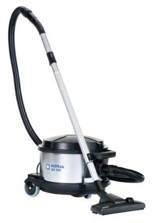 Профессиональный пылесос Nilfisk GD 930 107410408 1000 Вт