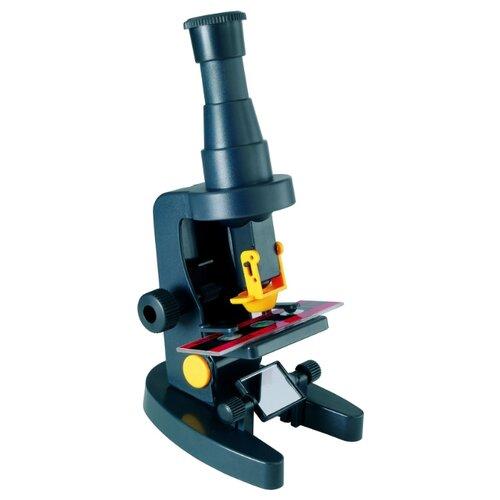 Микроскоп Edu Toys MS015 черный edu toys el150 паук р у