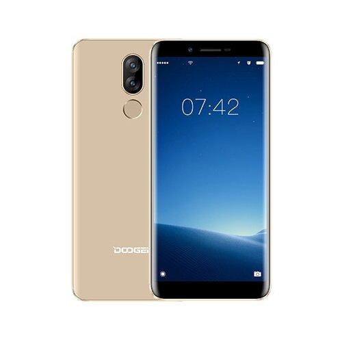 Смартфон DOOGEE X60 L золото-шампань смартфон
