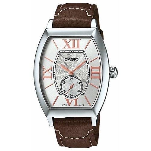 Наручные часы CASIO MTP-E114L-5A наручные часы casio msg s200g 5a