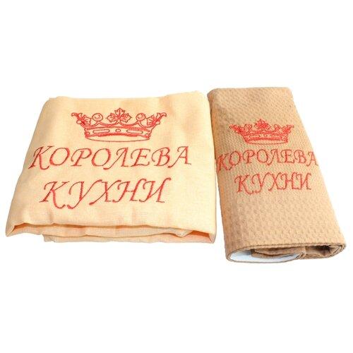 Кухонный комплект Florento Королева кухни (ФП1) бежевый/коричневый
