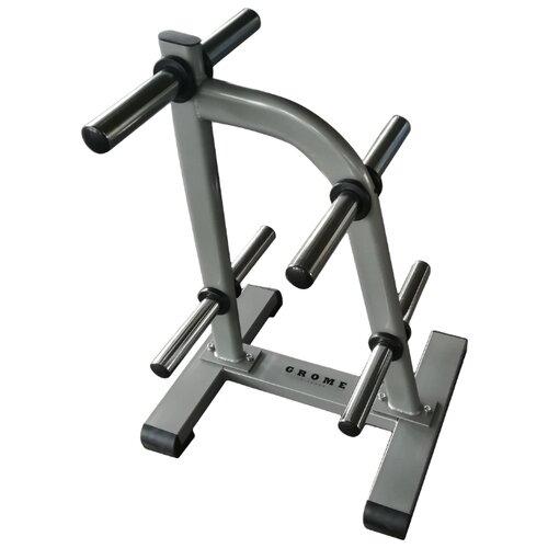 Стойка Grome Fitness PR133 серый по цене 21 400