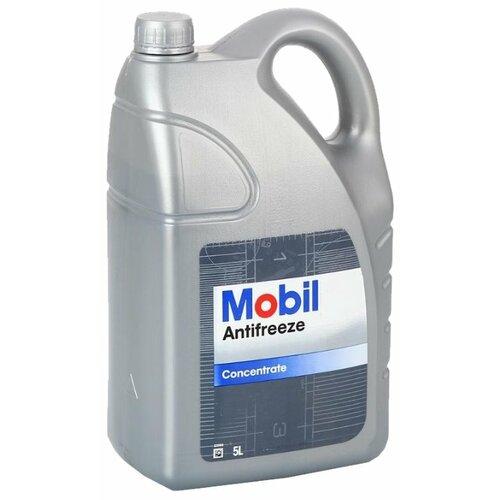 Антифриз MOBIL Antifreeze (Синий – Концентрат) 5 л