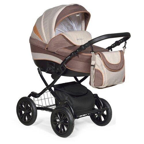 Купить Универсальная коляска Indigo '18 Plus 12 (2 в 1) 48, Коляски