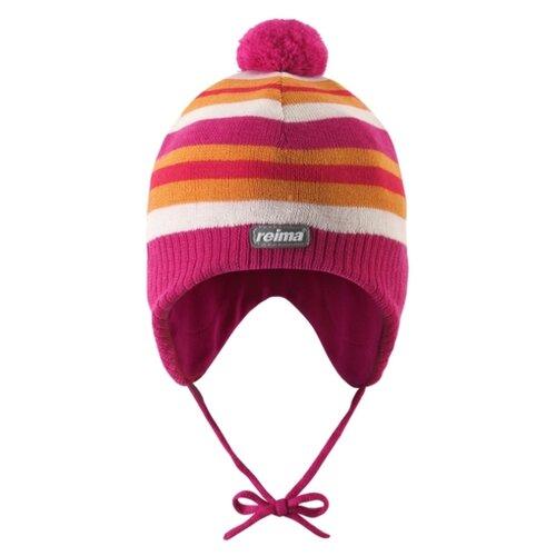 Шапка Reima размер 46, pink шапка reima размер 48 pink