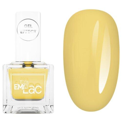 Лак E.Mi Gel Effect Charming Date, 9 мл, оттенок 053 Лимонный тоник лак e mi gel effect charming date 9 мл оттенок 051 бермуды