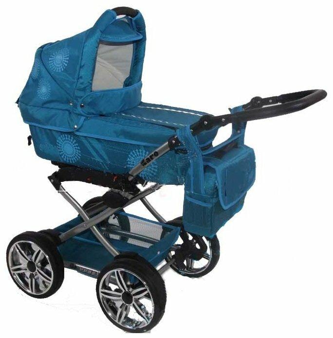 Универсальная коляска Happych Baby World Caro