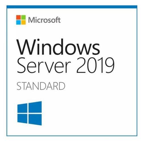 Фото - Microsoft Windows Server 2019 Standard 64-bit, только лицензия, английский, пользователей: 5, кол-во лицензий: 16, срок действия: бессрочная по microsoft windows server standard 2019 64bit english dvd 5 clt 16 core