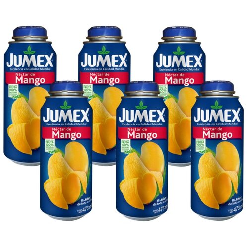 Нектар Jumex Манго, 0.473 л, 6 шт.