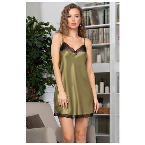 Сорочка MIA-AMORE размер L оливковый