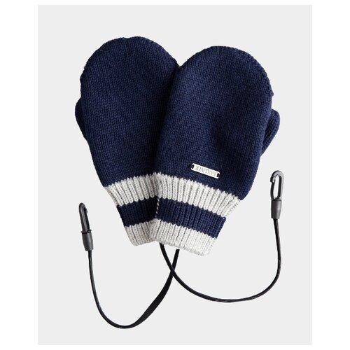 Варежки 22005BMC7604 Gulliver Baby, синий, размер 12