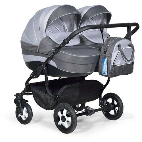Купить Универсальная коляска Indigo Duo'18 (2 в 1) 40, Коляски
