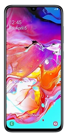 Смартфон Samsung A705 Galaxy A70 6/128Gb Blue
