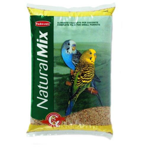 Padovan корм Naturalmix Cocorite для волнистых попугаев 5000 г