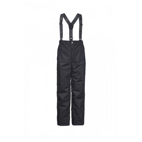 Купить Брюки Oldos Стич ASS101TPT00 размер 98, черный, Полукомбинезоны и брюки