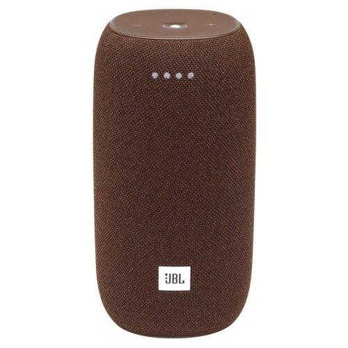 Умная колонка JBL Link Portable с Алисой, коричневый