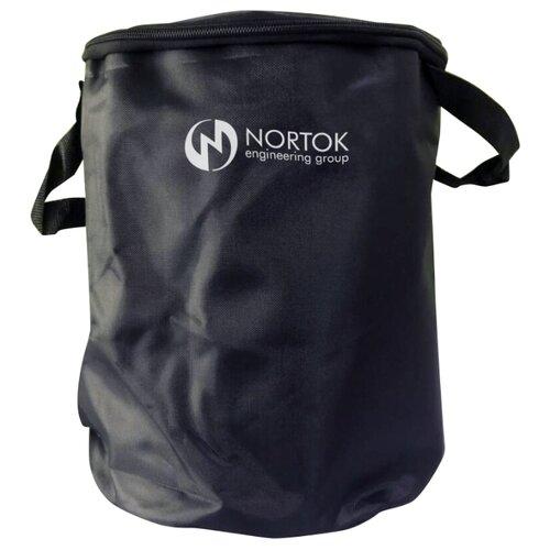 Велосумка Nortok на руль U-Basket, черный велосумка под раму bbb portovault waterproof цвет черный 25 л