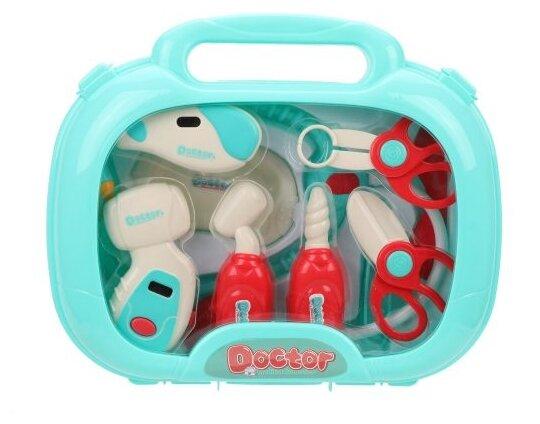 Набор доктора Наша игрушка 660-63