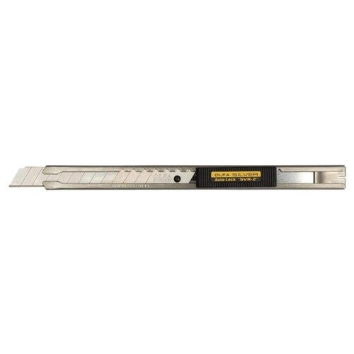 Монтажный нож OLFA OL-SVR-2 нож hobby craft models 17 8 мм olfa ol sk 10