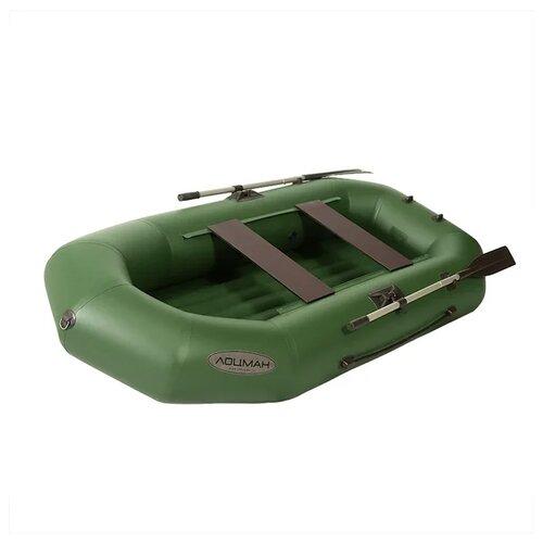 Фото - Надувная лодка Лоцман С-260 М ВНД зеленый надувная лодка лоцман с 260 м серый