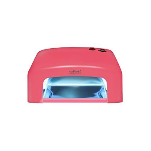 Лампа UV Runail GL-515, 36 Вт красный