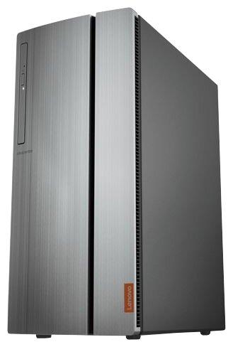 Настольный компьютер Lenovo 720-18APR (90HY002WRS) Midi-Tower/AMD Ryzen 3 2200G/8 ГБ/1024 ГБ HDD/AMD Radeon RX 550/Windows 10 Home
