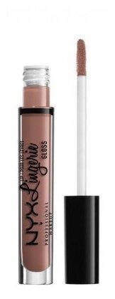 NYX Блеск для губ Lip Lingerie Gloss
