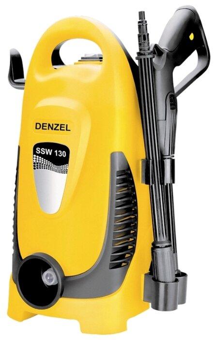 Мойка высокого давления Denzel SSW130 (58277) 1.6 кВт