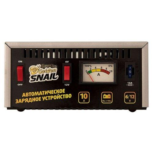 Зарядное устройство Golden Snail GS 9216 черный / серый зарядное