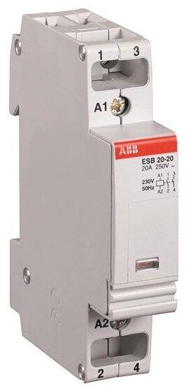 Модульный контактор ABB GHE3211302R0007