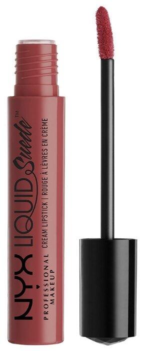 NYX Жидкая помада для губ Liquid Suede Cream