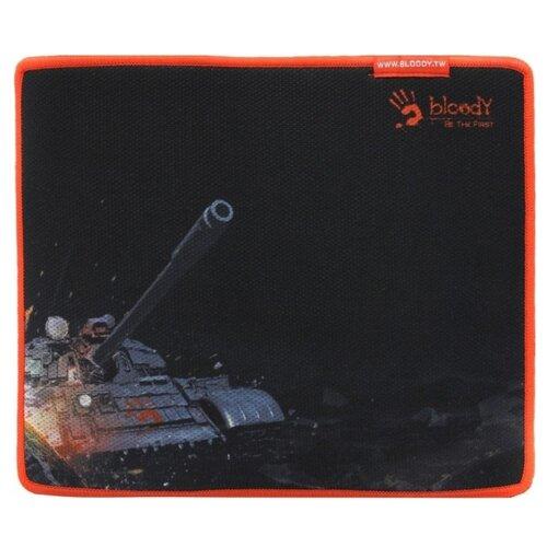 Коврик A4Tech Bloody B-083 (90823) черный/красный коврик a4tech bloody b 072 offense armor s 89829 черный красный
