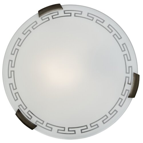 Светильник настенно-потолочный GRECA 261 светильник без эпра сонекс greca 361 d 50 см e27
