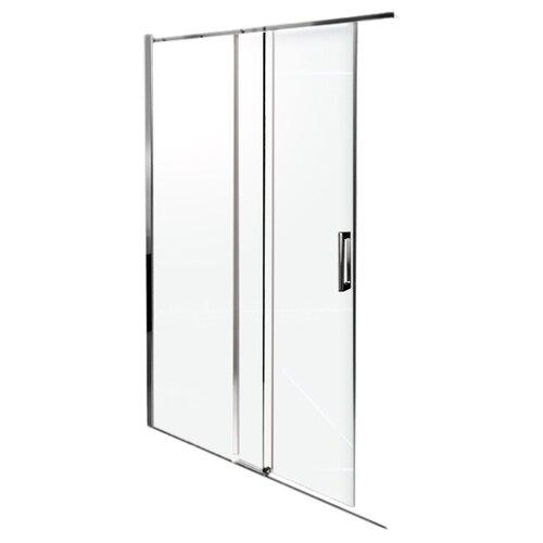 Душевая дверь Jacob Delafon Contra 120x195 профиль Хром стекло прозрачное
